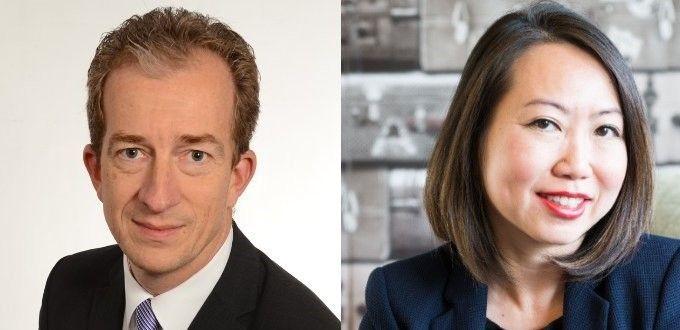 Code Corporation adds Thomas Rissman, Jessica Foo to Software Sales leadership