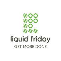 Liquid Friday logo