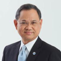 Profile photo of Montri Mongkoldaow, SEVP, Regional Airports at Airports of Thailand