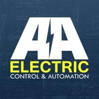 AA Electric logo