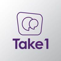 Take1 logo
