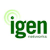 IGEN Networks Corporation logo