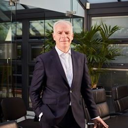 Profile photo of Nick Gosling, Chief Strategy Officer at Vital Energi Utilities Limited