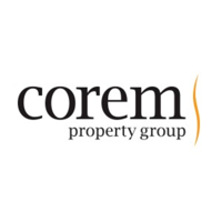 Corem Property Group logo