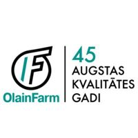 Olainfarm AS logo