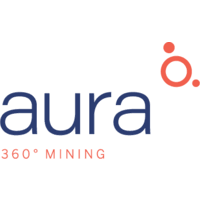 Aura Minerals logo