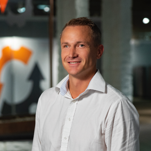 Profile photo of Willy Schlacks, President and Co-Founder at EquipmentShare