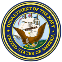 The United States Navy logo