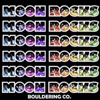 MoonRocks Bouldering Co. logo