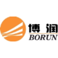 China New Borun logo