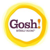 Gosh! Food logo