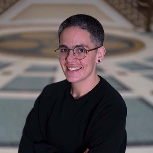 Profile photo of Shelby Chestnut, Director of Policy and Programs at Transgender Law Center