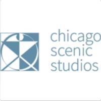 Chicago Scenic Studios logo