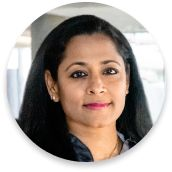 Profile photo of Pavi Ramamurthy, Chief Information Security Officer at Upstart