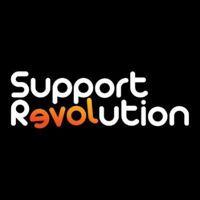 Support Revolution logo