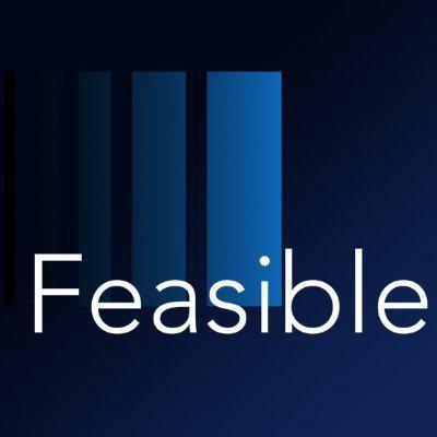 Feasible logo