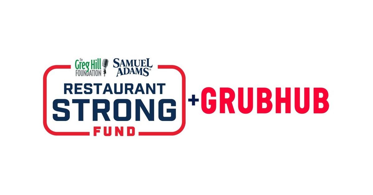 Grubhub And Restaurant Strong Fund Program Gives $2 Million To Help Restaurants Reopen, Grubhub