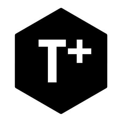 T+ Logo