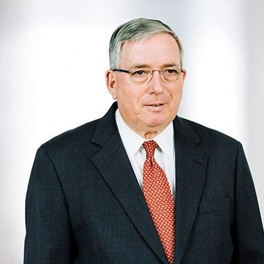 Profile photo of Lewis Booth CBE, Non–Executive Director at Rolls-Royce