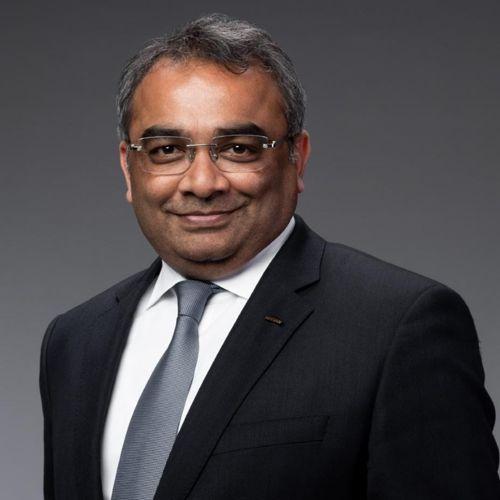 Ashwani Gupta