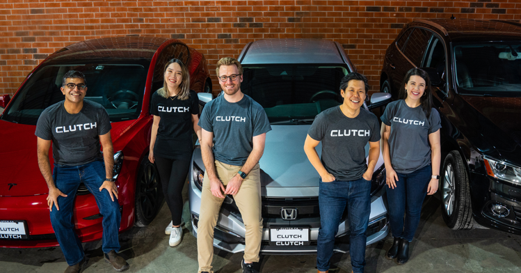 Clutch Raises $7M to Continue Building Canada's First Online Car Retailer