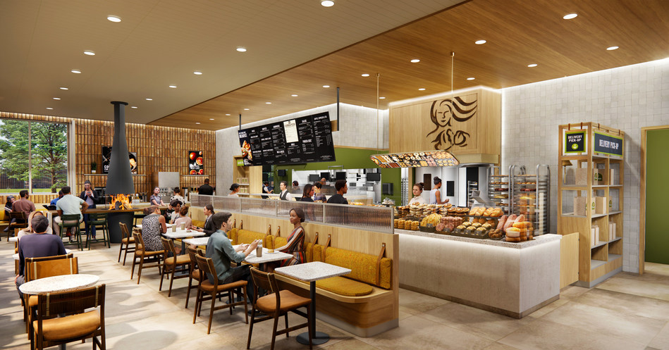 Panera Bread Continues To Innovate The Fast Casual Guest Experience, Announces Plans For New Bakery-Cafe Design, Panera Bread