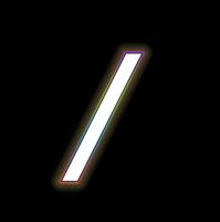 The Slash logo