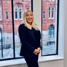 Profile photo of Katy Lister, Head of Sales (O&M South) at Vital Energi Utilities Limited