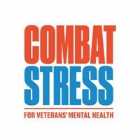Combat Stress - The Veterans' Me... logo