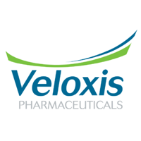 Veloxis Pharmaceuticals logo
