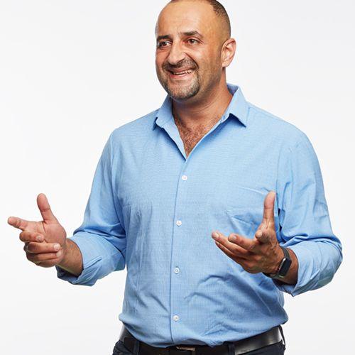 Gus Shahin