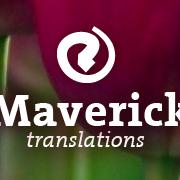 Maverick Translations logo