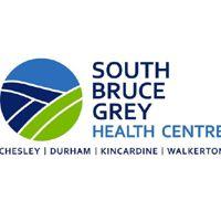 South Bruce Grey Health Centre logo