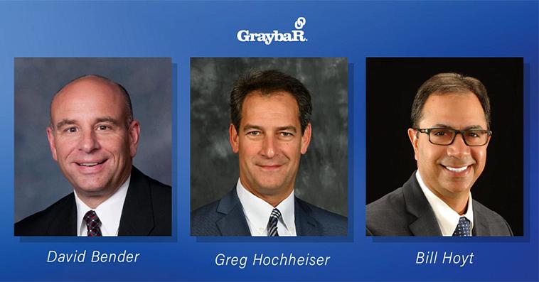 Graybar Announces Leadership Changes, Graybar