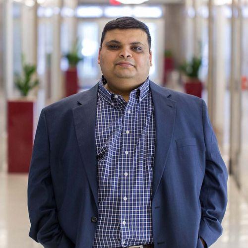 Profile photo of Rohit Chatterjee, Senior Principal at Keystone