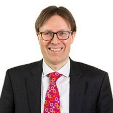Profile photo of Phil Aspin, Chief Financial Officer at United Utilities