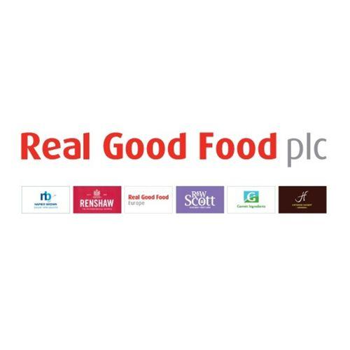 Real Good Food Co Plc Logo