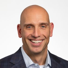 Profile photo of Brett Brunick, EVP & Chief Digital and Technology Officer at Thrivent