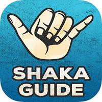 Shaka Guide logo