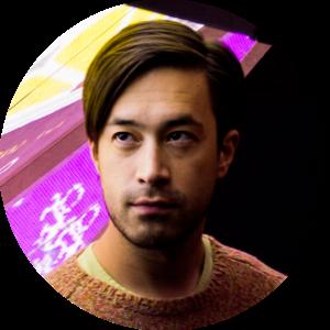 Profile photo of Keiichi Matsuda, VP Design, Global Creative Director at Ultraleap