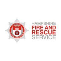 Hampshire Fire and Rescue Service (HFRS) logo