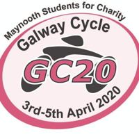 Maynooth Students for Charity - Galway Cycle logo
