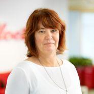 Profile photo of Lena Grönedal, Employee board member, Swedish Food Workers' Union at JacobBroberg