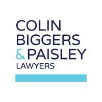 Colin Biggers & Paisley logo