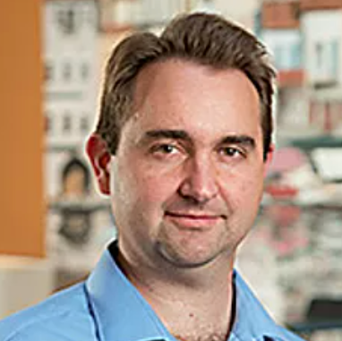 Profile photo of Dave Baldwin, Chief Information Officer at Borrego Health