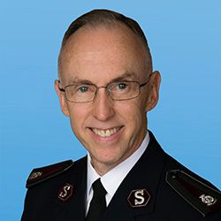 Profile photo of Kenneth Hodder, USA National Headquarters at The Salvation Army