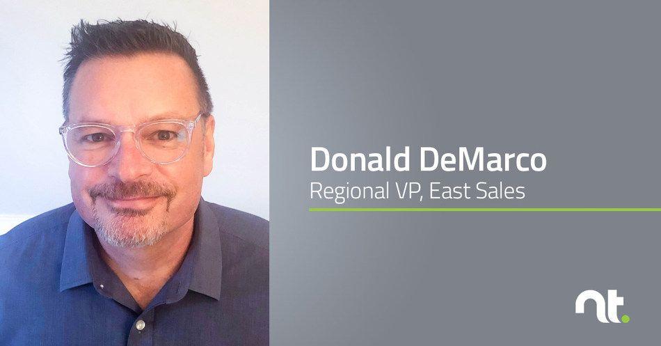 NexusTek Names Donald DeMarco as Regional VP of Eastern Sales, NexusTek