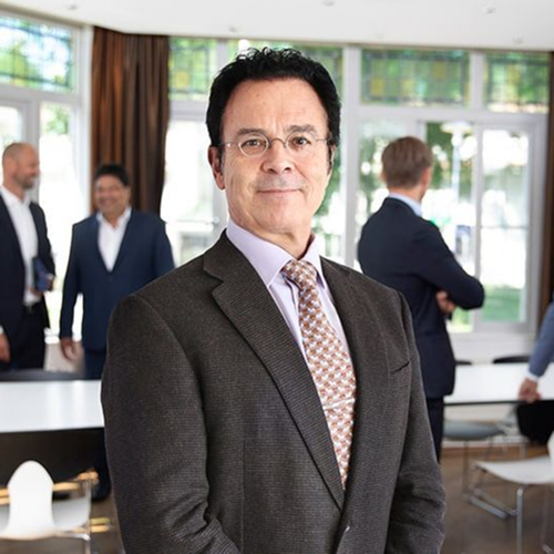 Profile photo of Lionel Hadjadjeba, President MR-Linac Solutions & Acting EVP, Region Europe at Elekta
