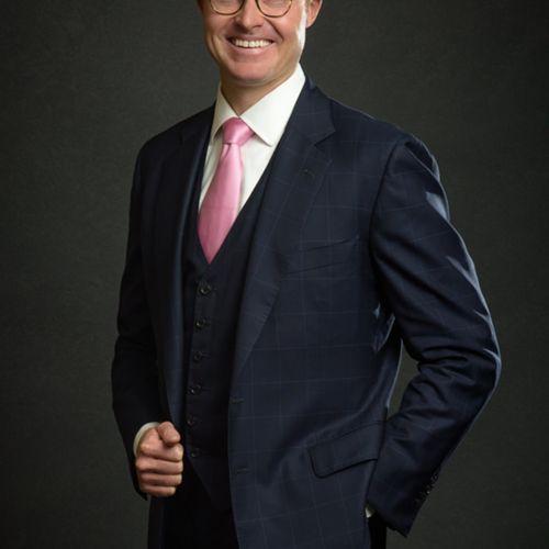 Profile photo of Edward T. McGlasson, Director at Camden Capital