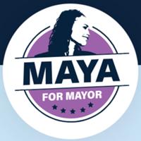 Maya Wiley For Mayor logo